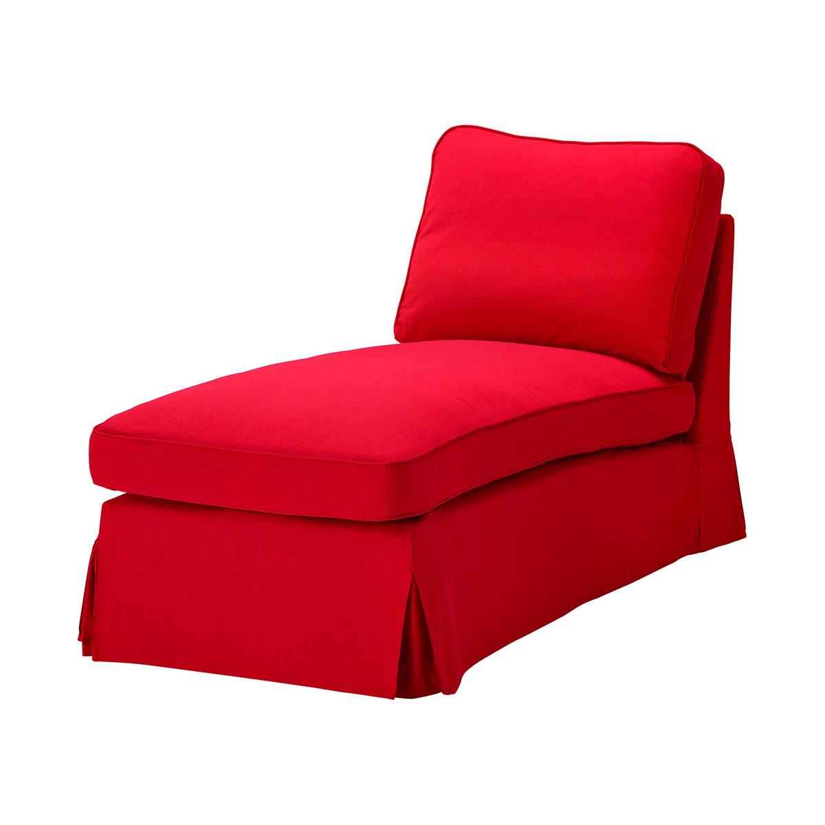 Chaise longue cre show for Dimension chaise longue